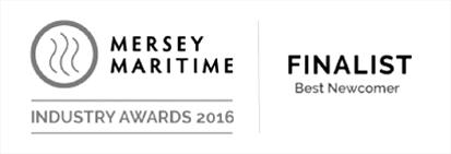 Mersey Maritime Best newcomer finalist 2016