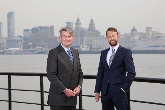 Executive search company plays a key role in helping Liverpool shipping firm expand
