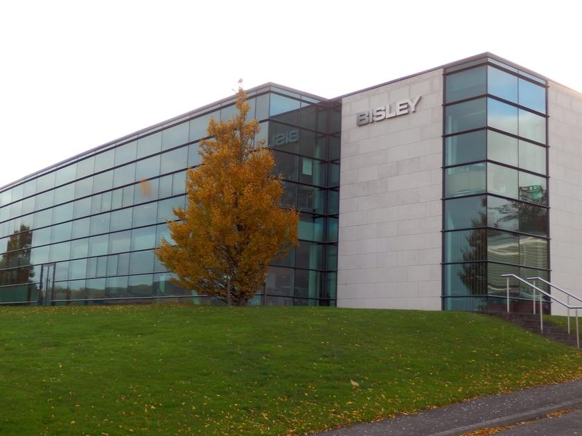 Bisley Building